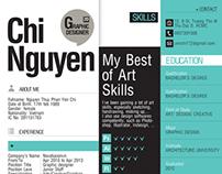 Chi Nguyen's Resume