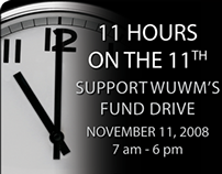 11 Hours on the 11th Fund Drive