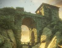 Le Grand Pont ou le Torrent
