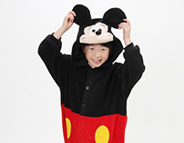 Mickey Kids animal onesies pajama-sale.com