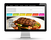 Mais Restaurantes | Interface Design