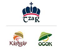 Logos - Tzar / Kashgar / Ogok