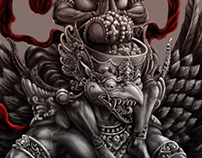 Royal Blood: Garuda Vishnu