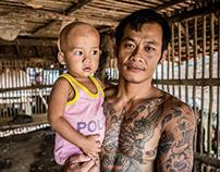 THAILAND/BURMA