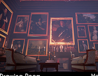 Game Environment: The Drawing Room