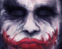 The Joker R.I.P.