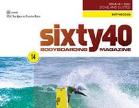 Sixty40 Magazine - Issue 14