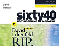 Sixty40 Magazine - Issue 15