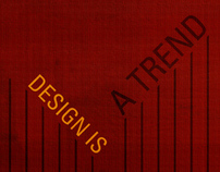 Design is a trend