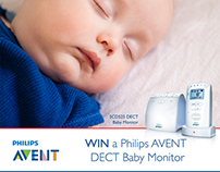 Philips AVENT Facebook Competition