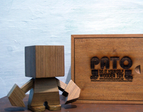 PATO D.I.Y Wooden toy