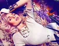 Fashion Film Stealer Magazine Elena Matei