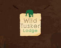Wild Tusker Lodge - Website Design