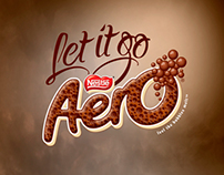 Nestlé Aero - Let it Go Promotion