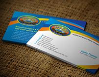 Business Card Design - Amazon