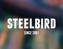STEELBIRD #Branding