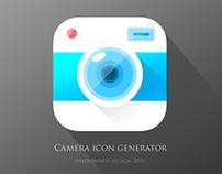 iOS7 Camera  icon