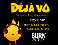 Déjà Vu - A Game Audio Experience - 2015