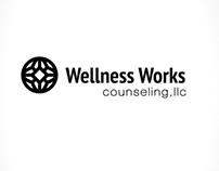 Wellness Works Identity Design