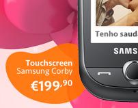 Optimus Samsung Corby
