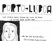Porto/Lisboa
