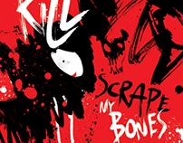 The Hyena Kill: Scrape My Bones EP