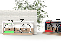 Doppiaruota / Bike Stand