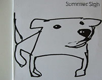 CD cover of Summer Sigh