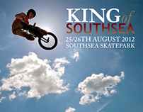King of Southsea – Posters – 2010/11/12