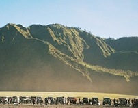 Mt. Bromo — Indonesia 2013
