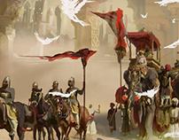 Assassins Creed-conceptual sketches