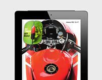 'On Track Off Road'. Digital magazine