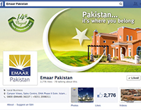 Emaar 14 August Facebook Cover page