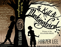 To Kill A Mockingbird - 50th Anniversary Cover