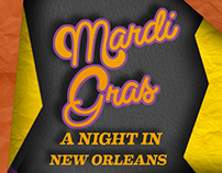 Mardi Gras: A Night in New Orleans