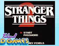 Fictional Bad Games - Stranger Things 2