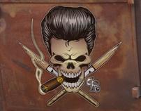 Actionrock.de Skull