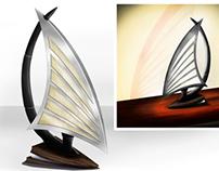 Sail Lamp