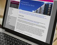 Locate Birmingham - Website Design