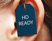 Scrivens Opticians: HD Hearing campaign