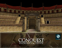 Crystal Core, Conquest: Hadrian's Divide