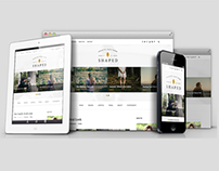 Shaped - Responsive Personal WordPress Blog Theme