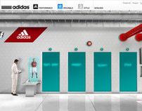 Adidas Milan Lab