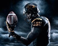 ASU 2014 American Football Campaign