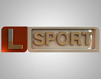 Libya Sport Channel Logo شعار قناة ليبيا الرياضية
