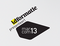 Marcom13 logo proposal