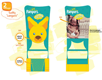 Pampers | New born retail