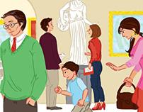 Museum Etiquette