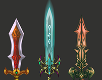 Weapon Design