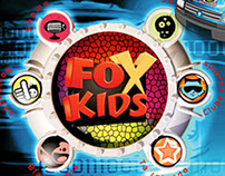 Fox Kids - Aventura na Web